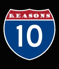 10  Good Reasons