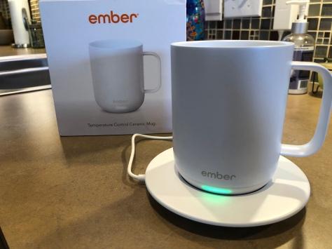 Ember heated mug